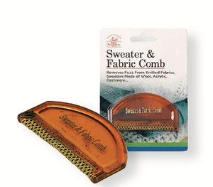 Sweater & Fabric Comb