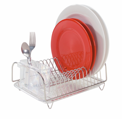 Compact Dish Drainer Set