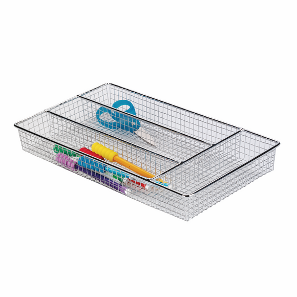 Cutlery Tray (Chrome)
