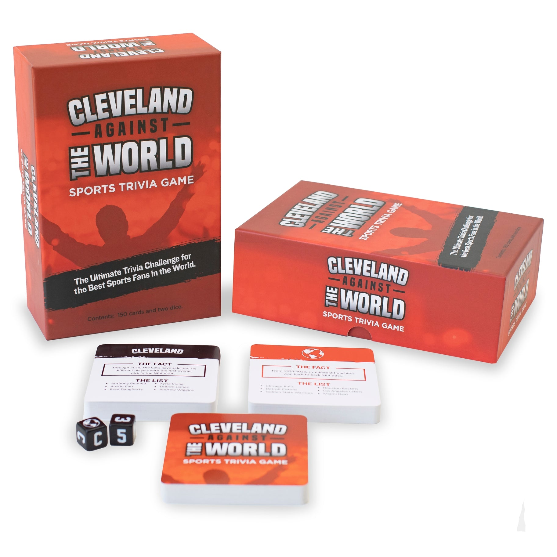 Cleveland Against the World Trivia Game