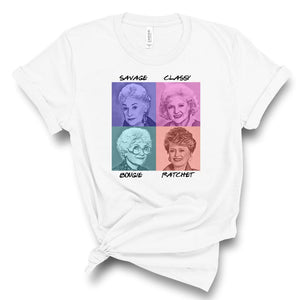 Golden Girls Graphic T Shirt