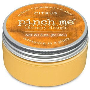 Pinch Me Therapy Dough Citrus