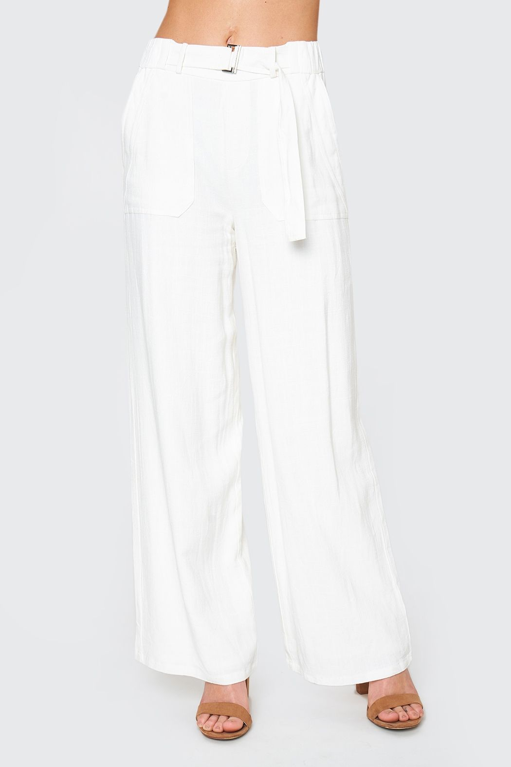 Sugarlips Step Up Wide Leg Culotte Pants