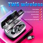 Load image into Gallery viewer, TWS D18 Touch Control  Wireless Sports  Waterproof Bluetooth Headphones