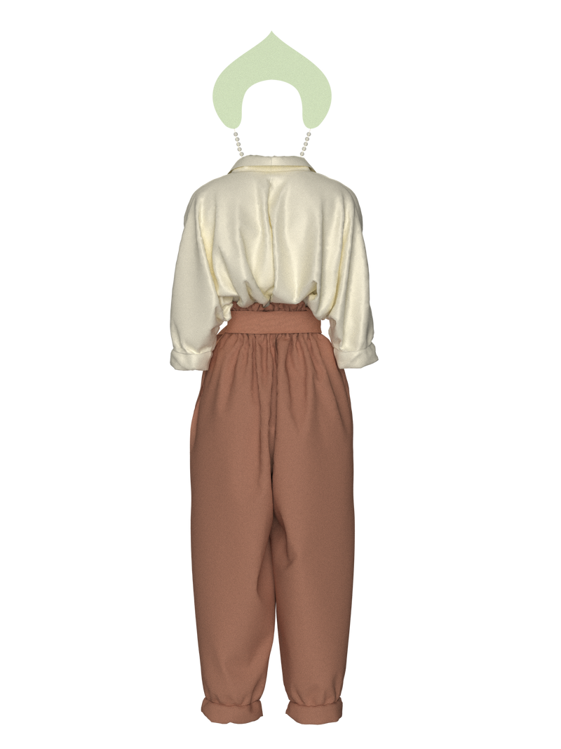 Blouse & Trousers