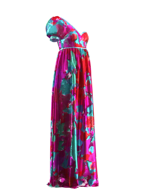 Buganvilla Dress