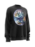 Sweatshirt -  Blue Marble 2007