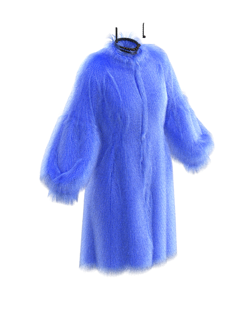 Fur Coat Blue Dream (FCBD)