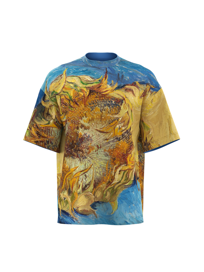 TSHIRT - Sunflowers