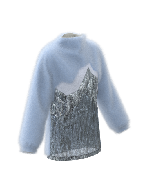 Sweater Blue Iceberg