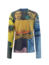 Longsleeve - Two Tahitian Women