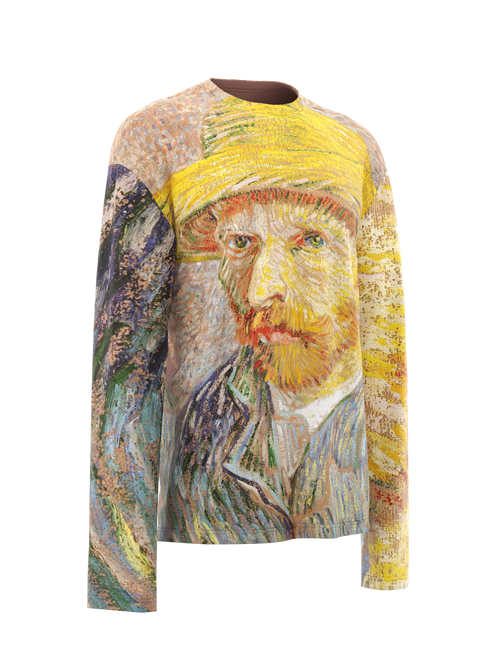 LONGSLEEVE - Self-Portrait with a Straw Hat