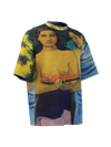 TSHIRT Oversize - Two Tahitian Women