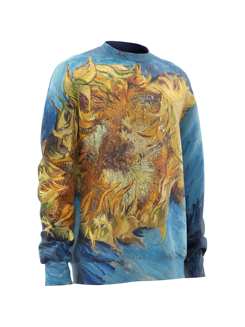 SWEATSHIRT - Sunflowers