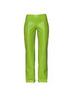 Semi-Transparent Lime pants by Nina Doll