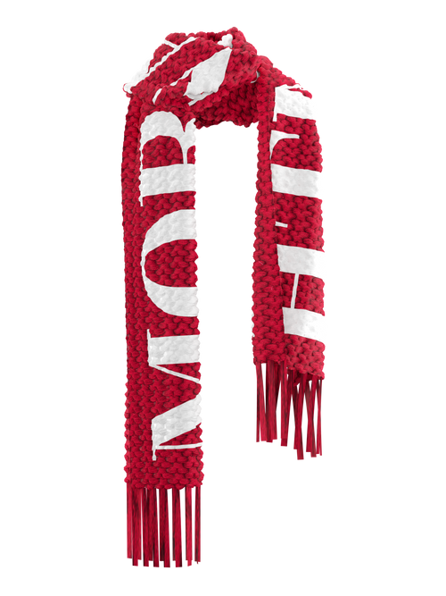 Scarf_2 red