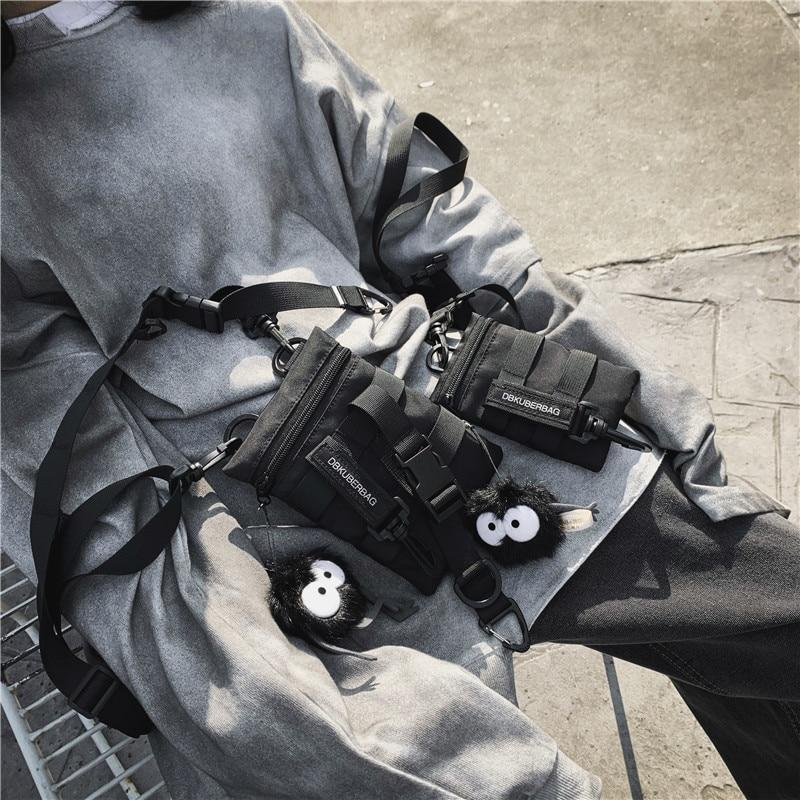 KS - SA Gami Shoulder Bag Streetwear Brand Techwear Brand Top Streetwear Brand