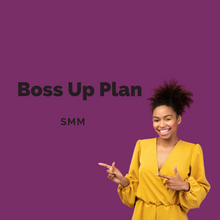 Load image into Gallery viewer, Boss Up SMM Plan - Samantha Johnson