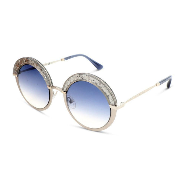 Jimmy Choo Damen Sonnenbrille GOTHA-S 5RL Light Matt Gold Light Gold