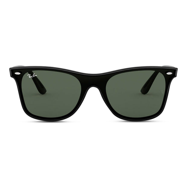 Ray-Ban Sonnenbrille RB4440NF 601-71 Gloss Black