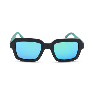 Adidas Sonnenbrille AOR021 CL1645 9032 Black And Green