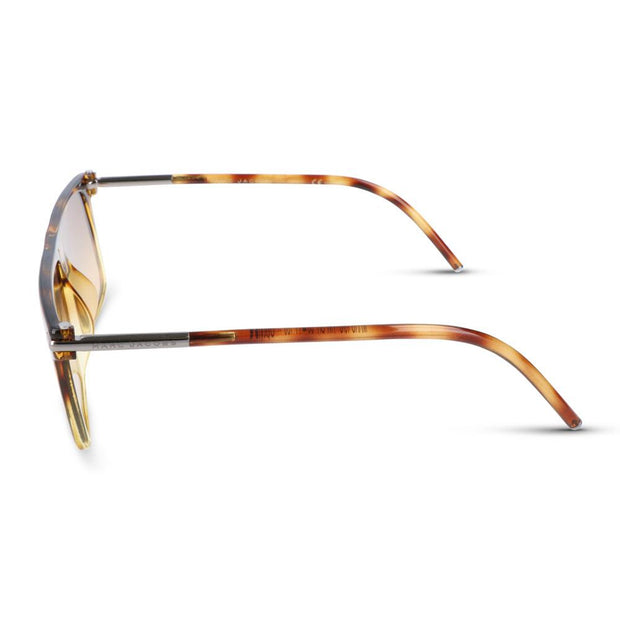 Marc Jacobs Herren Sonnenbrille MARC 46-S TMF Havana Brown Yellow