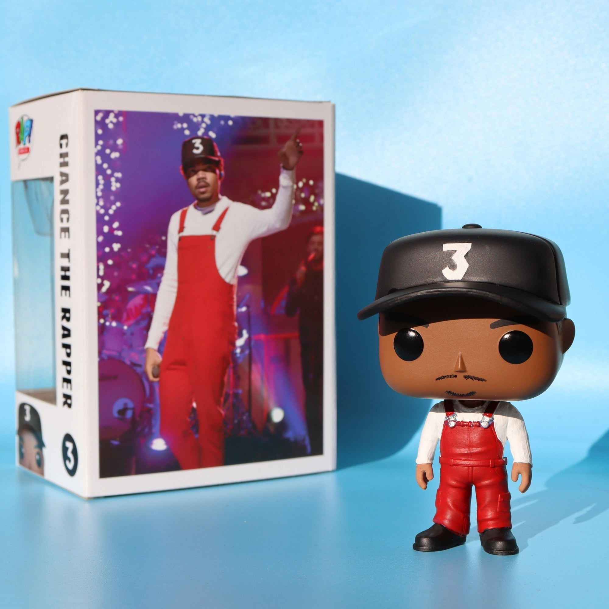 Chance 03 - Custom Pop (1/1) - Rap Supply Co.