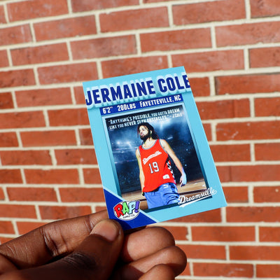 Cole Rookie Card -- LIMITED RUN - Rap Supply Co.