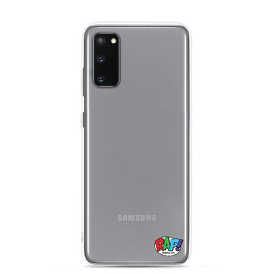 RSC Clear Samsung Phone Case - Rap Supply Co