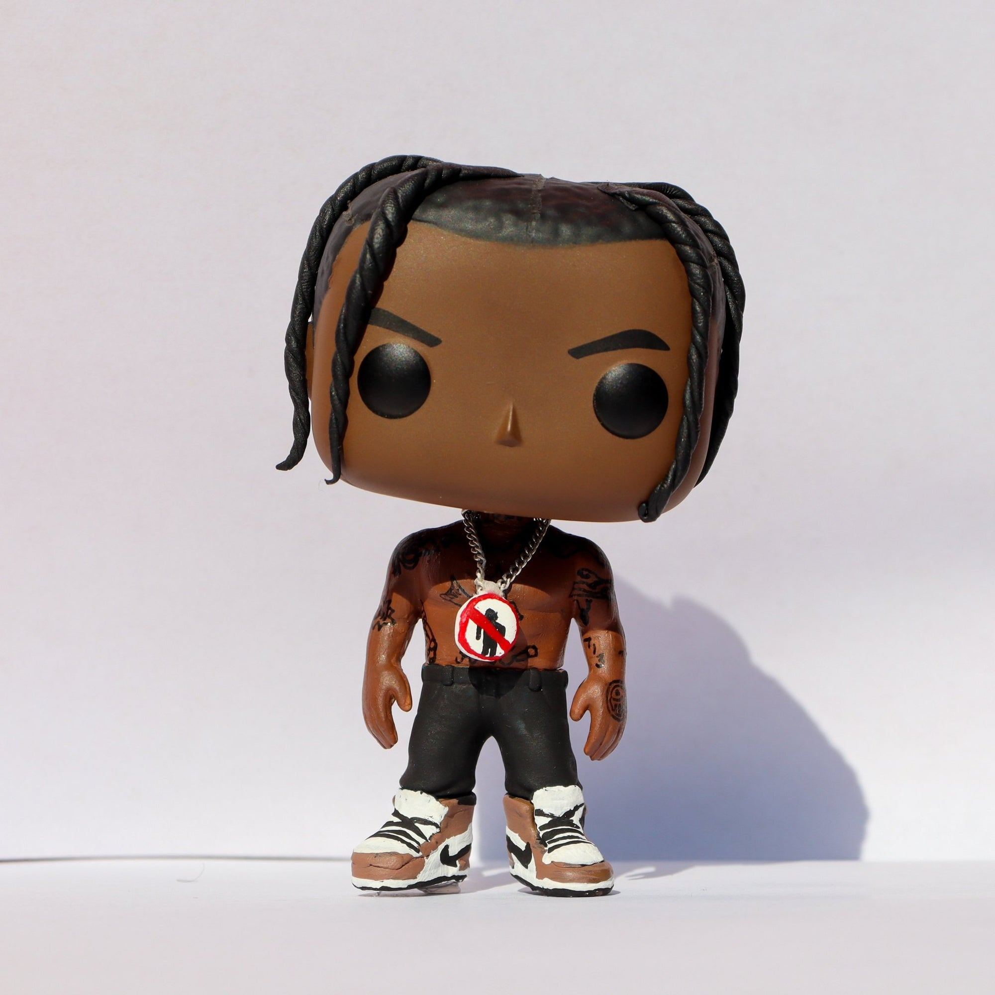 Travis 02 (Rodeo) - Custom Bobblehead POP! - Rap Supply Co.