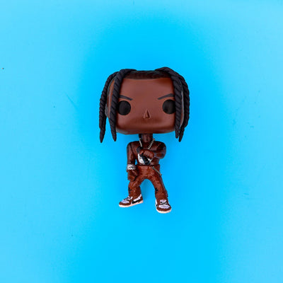 Travis 03 (Rager)- Custom Bobblehead POP! - Rap Supply Co.
