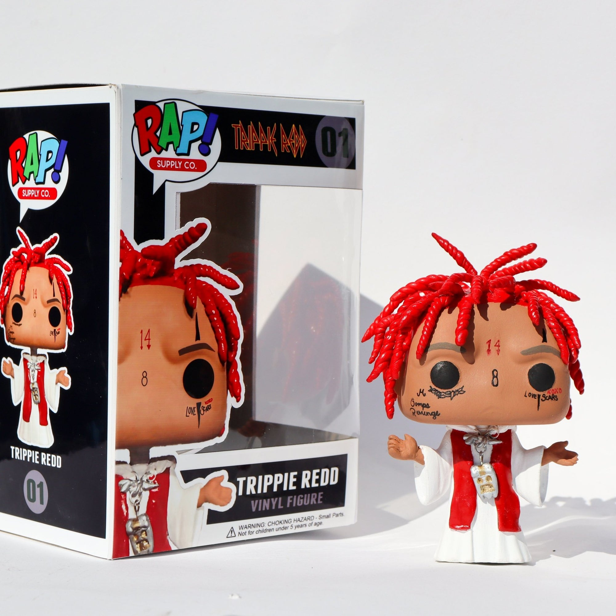 Trippie 01 (Topanga) - Custom Pop - Rap Supply Co.
