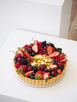 Custard  Fruit Tart