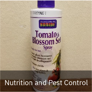 Equipment & Supplies - Nutrition & Pest Control