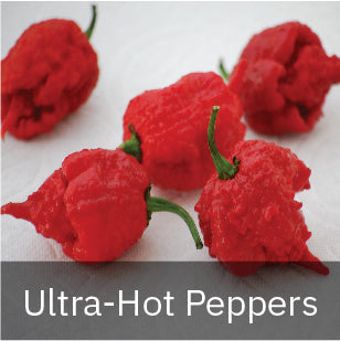 Peppers - Hot Peppers - Ultra-Hot