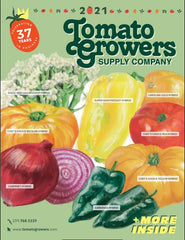 Tomato Growers 2021 Catalog Cover