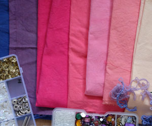 Choosing a Fabric for your Sewing Pattern