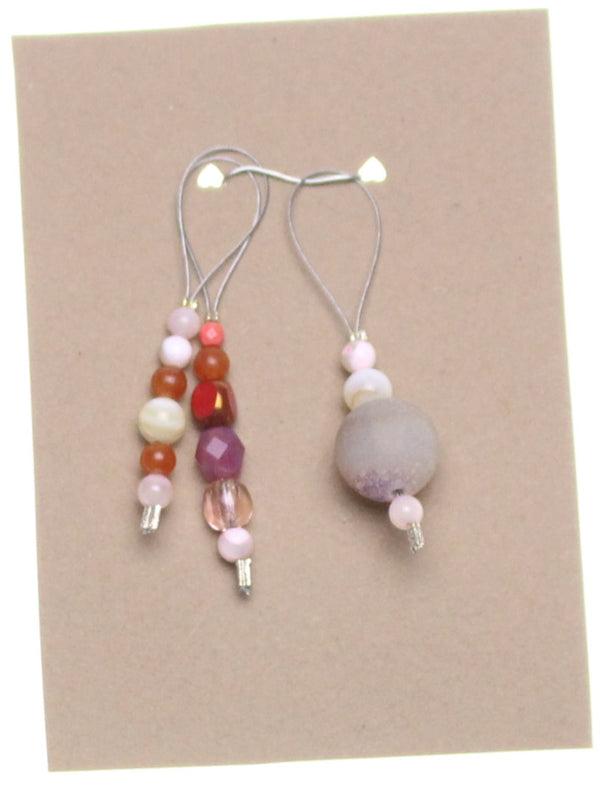 Knit Stitch Marker Set - Hoglumps