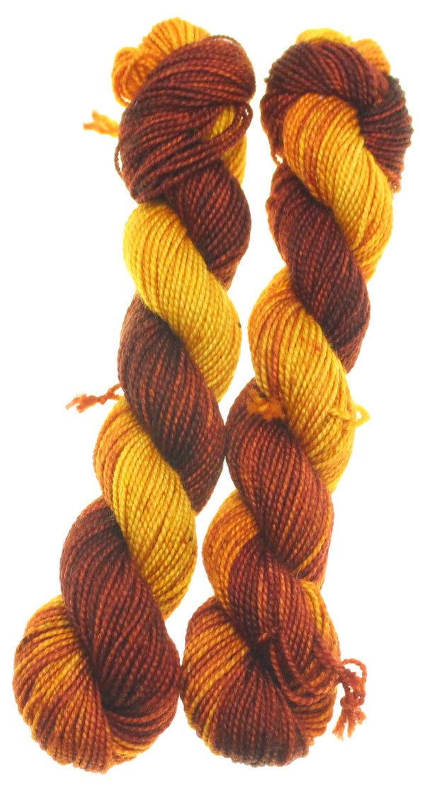 Pumpkin Spice Mini 2 ply - Hoglumps