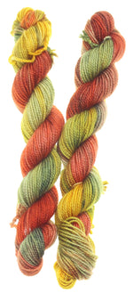 Autumn Leaves Mini 2 ply