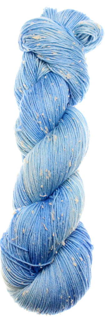 Icicle Neps Sock Yarn - Hoglumps