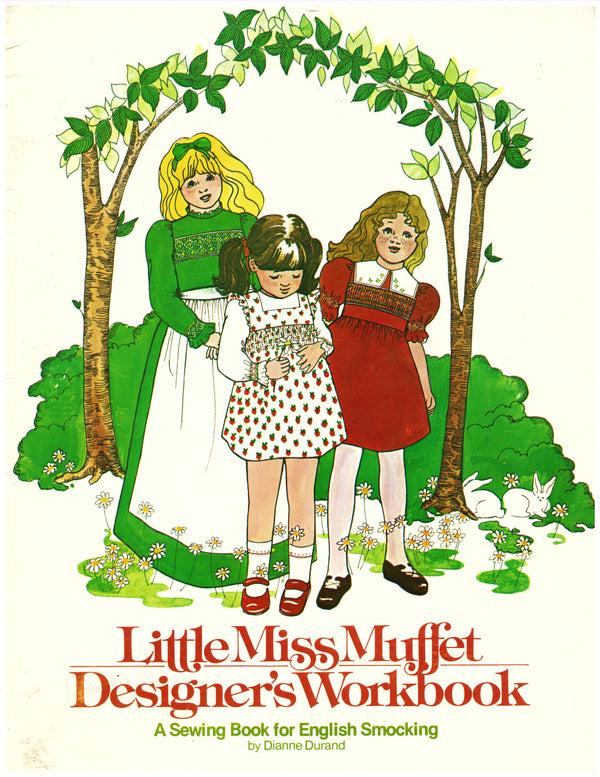 Little Miss Muffet Designers Workbook - Hoglumps