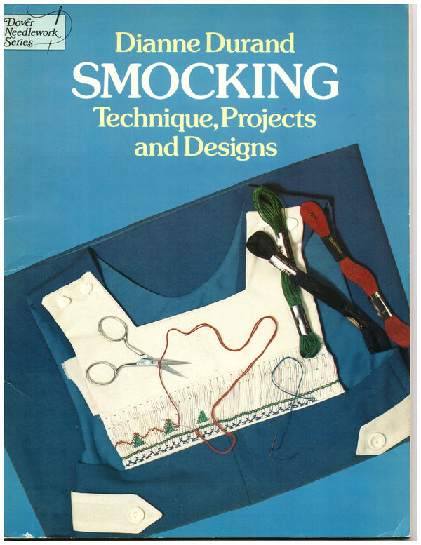 Smocking Technique, Projects and Designs - Hoglumps
