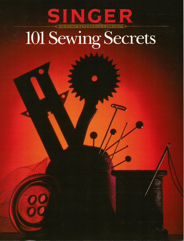 Singer 101 Sewing Secrets - Hoglumps