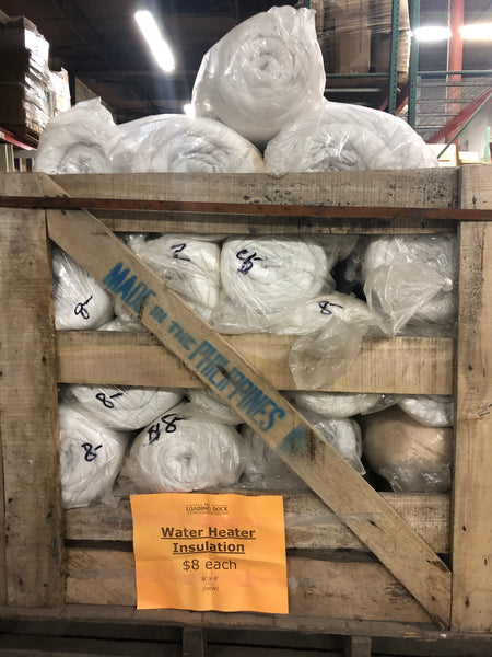 Water Heater Insulated Wrap