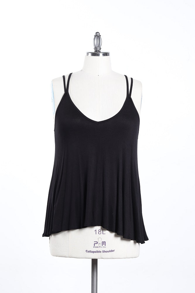 Women's Simple CAMI Tank Top