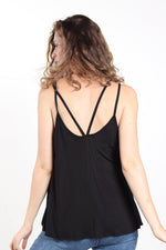 Women's Simple V-Neck Tank Top