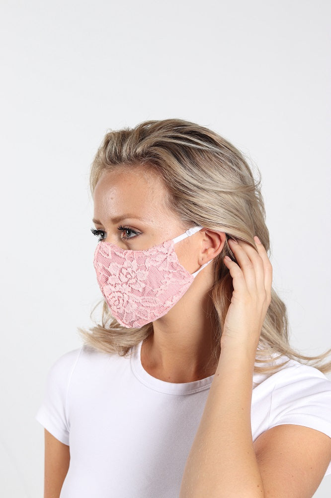 Junior Single Adjustable Mask