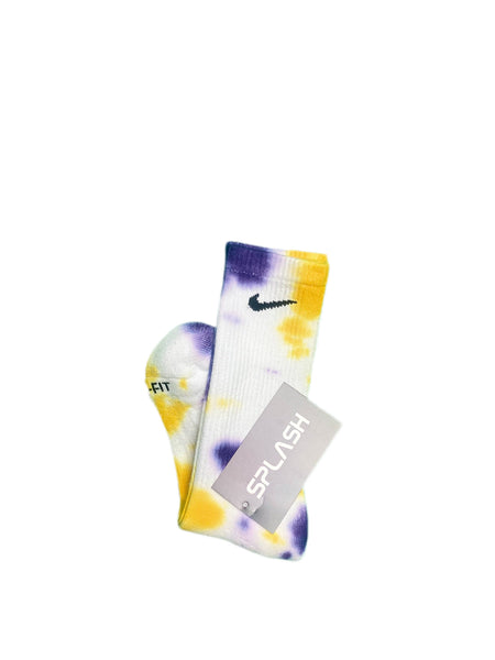 Nike x Tie Dye Socks (Lakers)