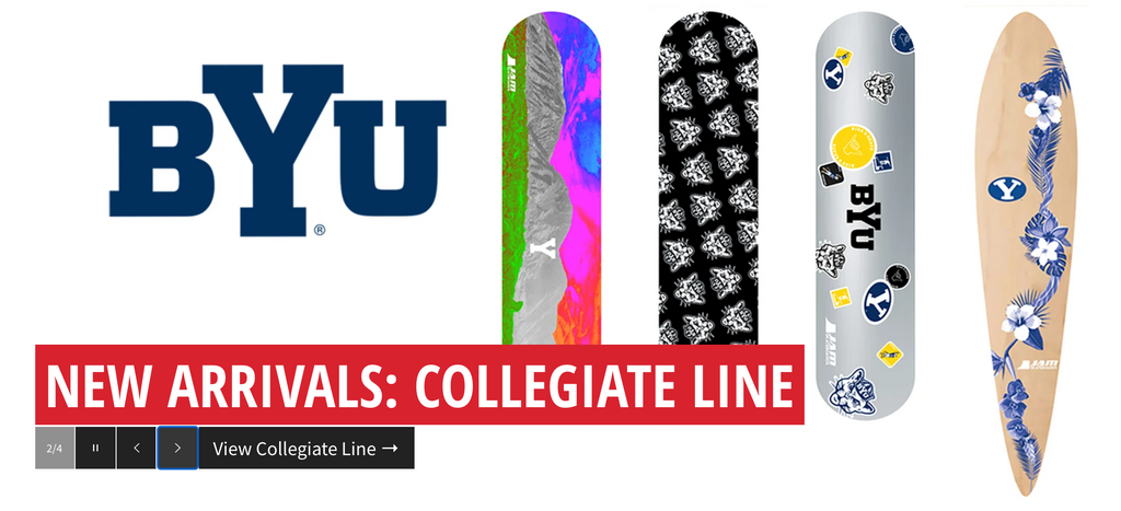 BYU LINE IS FINALLY HERE!!
